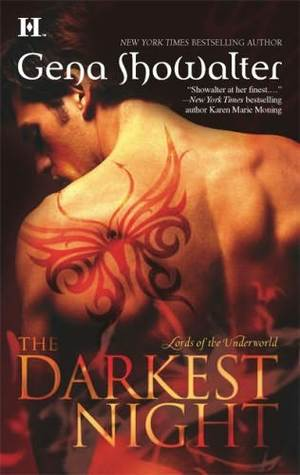 The Darkest Night (Lords of the Underworld #1)