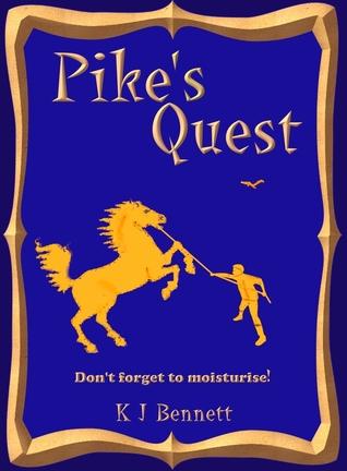 Pike's Quest by K.J. Bennett