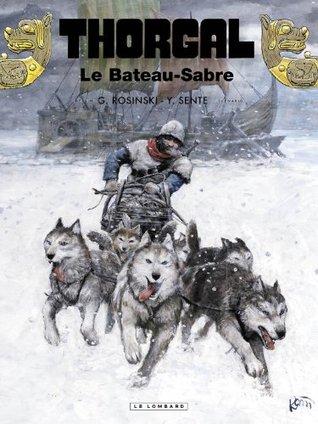 Le Bateau-Sabre (Thorgal, #33)