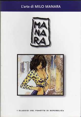 L'arte di Milo Manara