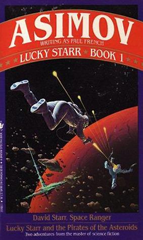 Lucky Starr, Book 1 (Lucky Starr, #1-2)