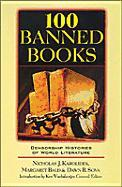 100 Banned Books by Nicholas J. Karolides