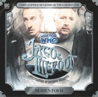 Jago & Litefoot: Series 4