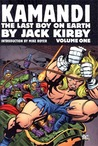 Kamandi, the Last Boy on Earth Omnibus, Vol. 1