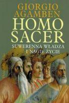 Homo Sacer: suwerenna władza i nagie życie