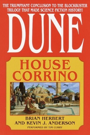 Dune by Brian Herbert