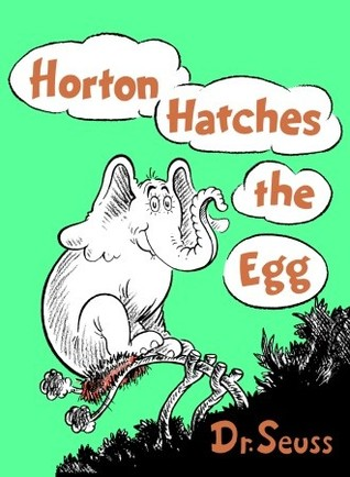 Horton Hatches the Egg(Horton the Elephant)