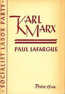 Karl Marx: The Man