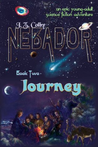 NEBADOR Book Five: Back to the Stars