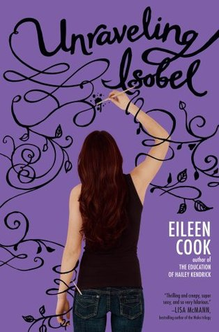 Unraveling Isobel by Eileen Cook