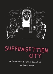 ePubs and Kindle Suffragettien city