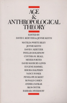 Age and Anthropological Theory