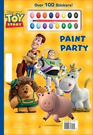 Paint Party (Disney/Pixar Toy Story)