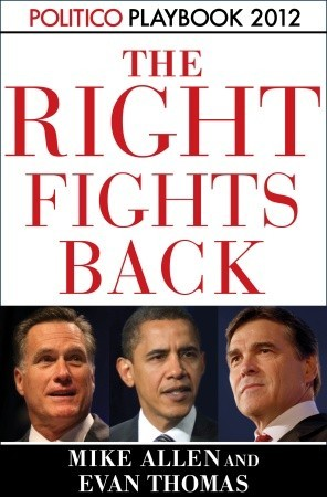 The Right Fights Back by Mike     Allen