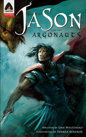 Jason and the Argonauts (Campfire Graphic Novels)