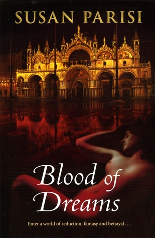 Blood of Dreams by Susan Parisi