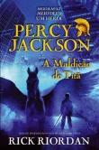 Percy Jackson e a Maldição do Titã (Percy Jackson and the Olympians, #3)