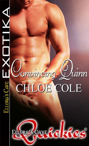 Convincing Quinn (Rock Hard, #1)