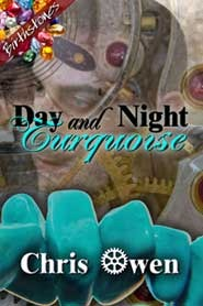Day and Night: Turquoise (Night and Day #2)