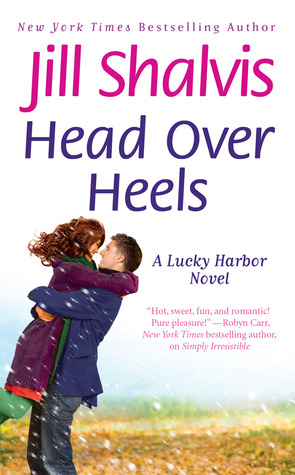 Head Over Heels(Lucky Harbor 3)