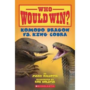 Komodo Dragon Skeleton