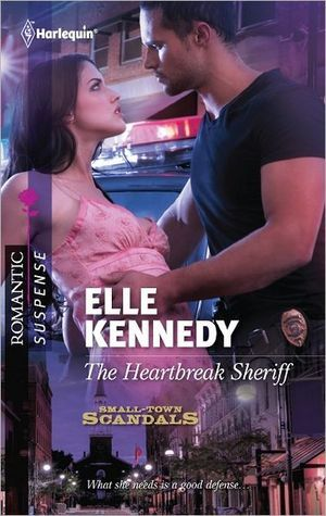 The Heartbreak Sheriff (Small Town Scandals, #2)