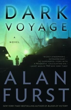 Dark Voyage by Alan Furst