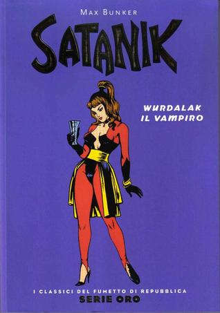 Satanik: Wurdalak il vampiro