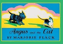 Angus and the Cat by Marjorie Flack