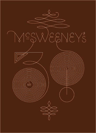 McSweeney's #38 by Dave Eggers
