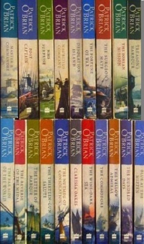 Master and Commander:  20 Volume Set