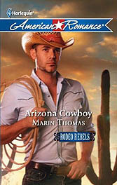 Arizona Cowboy by Marin Thomas
