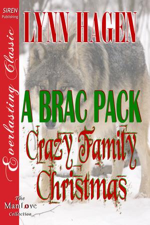 A Brac Pack Crazy Family Christmas (Brac Pack #24)