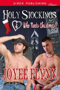 Holy Stockings by Joyee Flynn