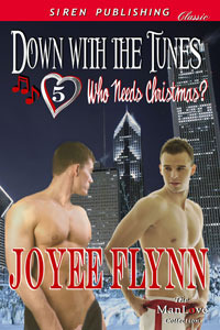 Down With The Tunes by Joyee Flynn