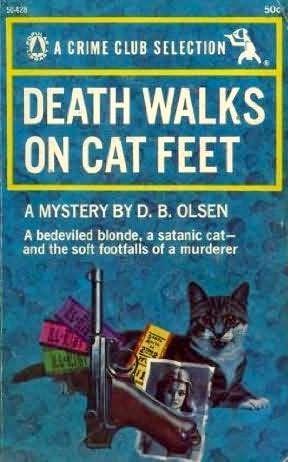 Death Walks on Cat Feet(Rachel Murdock Mystery 13) - D.B. Olsen