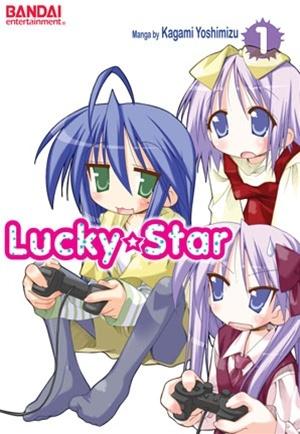 Lucky Star 1 by Kagami Yoshimizu
