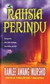 Rahsia Perindu by Ramlee Awang Murshid