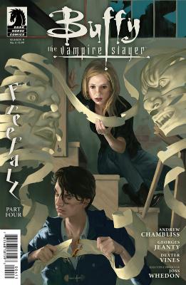 Buffy the Vampire Slayer by Andrew Chambliss