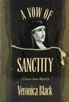 A Vow of Sanctity (Sister Joan Mystery, #3)