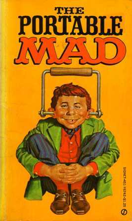 The Portable Mad by MAD Magazine