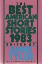 The Best American Short Stories, 1983 by Anne Tyler