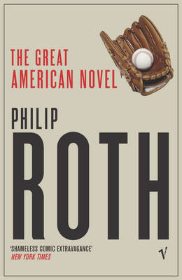 The Great American Novel por Philip Roth