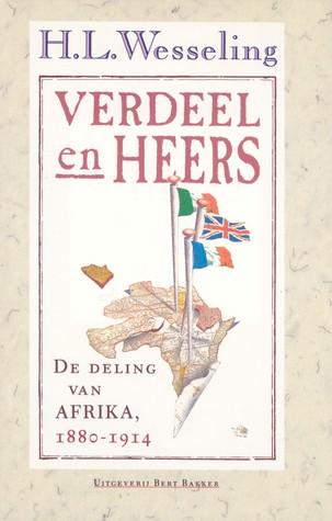Verdeel en heers: de deling van Afrika, 1880-1914