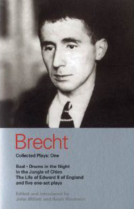 Bertolt Brecht, Collected Plays Volume 1 by Bertolt Brecht