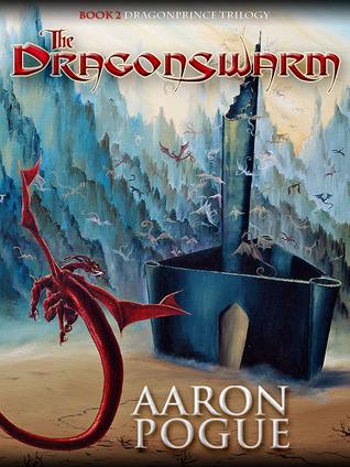 The Dragonswarm (Dragonprince Trilogy, #2)
