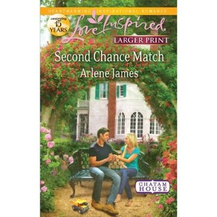 Second Chance Match by Arlene James
