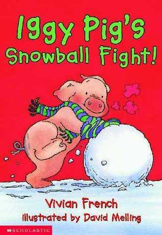 Iggy Pig's Snowball Fight!