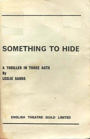 Something to Hide