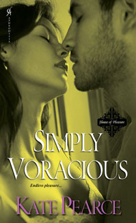 Simply Voracious (House of Pleasure #8)
